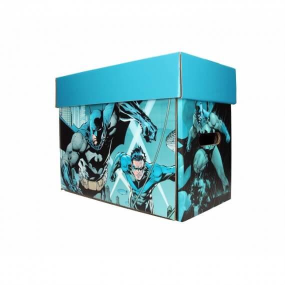Boite Carton Comic box DC Universe collector - Batman Jim Lee 35 x 19 x30cm