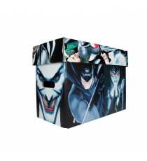 Boite Carton Comic box DC Universe collector - Batman Alex Ross 35 x 19 x30cm