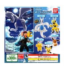Set 5 Strap Pokemon New Movie 4cm
