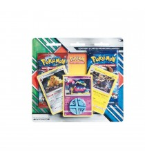 Pokemon - Pack 2 Booster + 3 Cartes Promo Alola