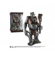 Statue Harry Potter Magical Creatures - Troll Des Montagnes 19cm