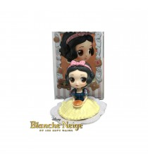 Figurine Disney - Blanche Neige Milky Color Q Posket Sugirly 12cm