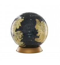 Puzzle 3D Game Of Thrones - Globe Westeros Et Essos 22cm 540 Pcs