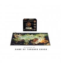 Puzzle 4D Game Of Thrones - Carte De Essos 1350 Pcs