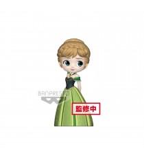 Figurine Disney - Anna Coronation Pastel Variant Q Posket Characters 14cm