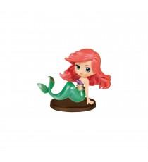 Figurine Disney - Ariel Q Posket Petit Girl Festival 7cm