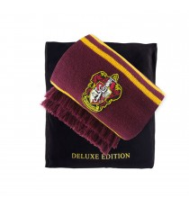 Echarpe Harry Potter - Gryffondor Pourpre et Or Deluxe Edition