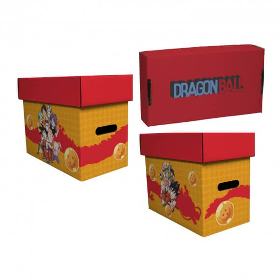 Boite Carton Comic box DBZ - Dragon Ball 35 x 19 x30cm