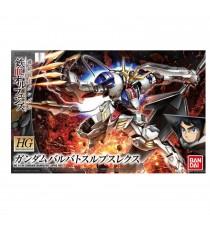 Maquette Gundam - Gundam Barbatos Lupus Rex Gunpla HG 033 1/144 13cm