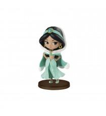 Figurine Disney - Jasmine Winter Costume Q Posket Characters Petit 7cm