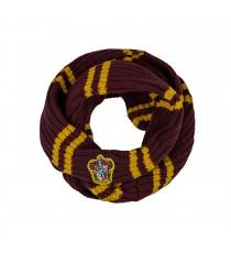 Echarpe Infinie Harry Potter - Gryffondor rouge et jaune