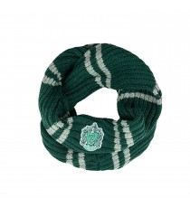 Echarpe Infinie Harry Potter - Serpentard