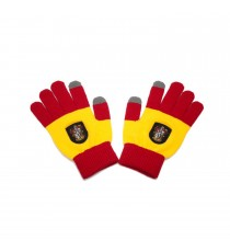 Gants Harry Potter - Gryffondor rouge et jaune Magic Touch