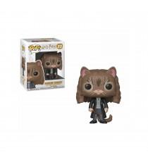 Figurine Harry Potter - Hermione As Cat Pop 10cm