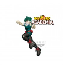 Figurine My Hero Academia Enter The Hero - Izuku Midoriya 17cm