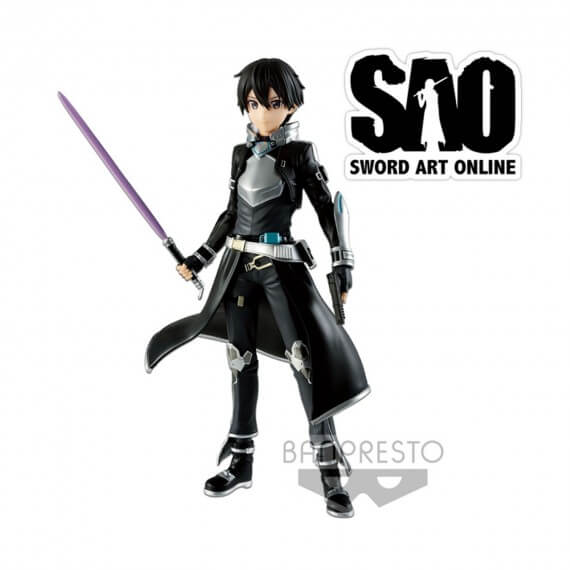Figurine Sword Art Online - Kirito Overseas Original 20cm