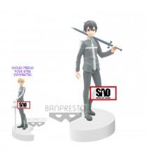 Figurine Sword Art Online Alicization - Kirito 23cm