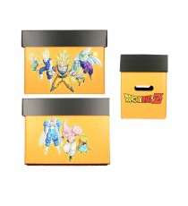 Boite Carton Comic box DBZ - Dragon Ball Z 35 x 19 x30cm