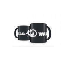Sans Boite - Mug Star Wars Logo 40Th