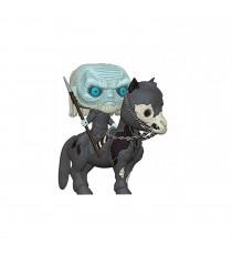 Figurine Game Of Thrones - White Walker On Horse Pop Rides 18cm