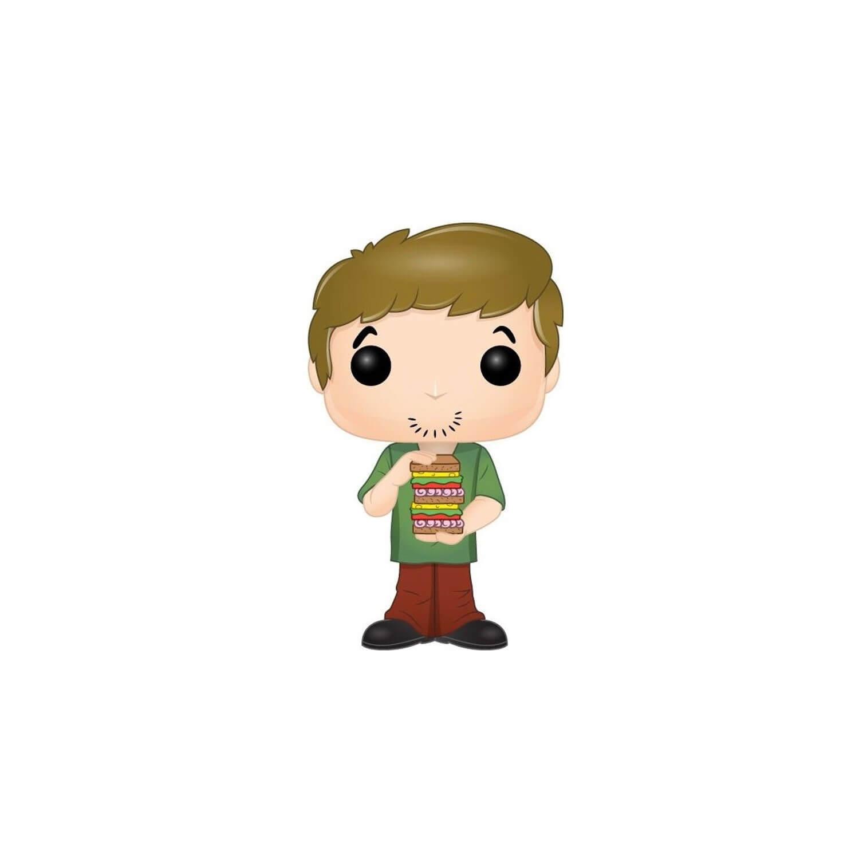 Figurine Scooby Doo Sammy With Sandwich Pop 10cm