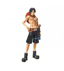 Figurine One Piece - Portgas D Ace Grandista Grandline Men 28cm