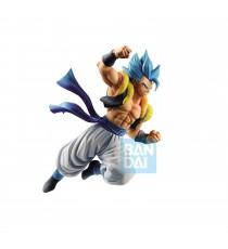 Figurine DBZ - Super Saiyan God Super Saiyan Gogeta Battle Figure Oversea Limited 17cm