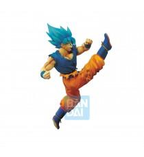 Figurine DBZ - Super Saiyan God Super Saiyan Son Goku Battle Figure Oversea Limited 16cm