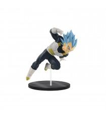 Figurine DBZ Super Movie - Vegeta Super Saiyan Blue Ultimate Soldiers 20cm