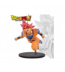 Figurine DBZ - Super Super Saiyan God Son Goku Fes 20cm