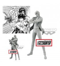 Figurine City Hunter / Nicky Larson - Nicky Larson Creator X Creator 20cm