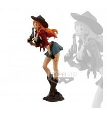 Figurine One Piece - Nami Treasure Cruise World Journey Vol 1 21cm