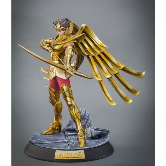 Figurine Saint Seiya Les Chevaliers du Zodiaque - Aiolos by Tsume HQS