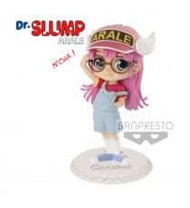 Figurine Dr Slump - Arale Norimaki Manga Color Q Posket 12cm