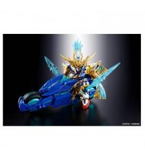 Maquette Gundam - Sangoku Soketsuden Zhao Yunn 00 Blue Dragon Drive Gunpla SD 07 8cm