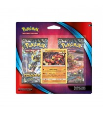 Pokemon - Pack 2 Booster + 1 Carte Promo