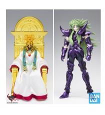 Figurine Saint Seiya Myth Cloth Ex - Shion Surplice Aries & Pope 18cm