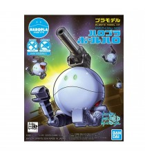 Maquette Gundam - Haropla Haro Blue Gunpla 10cm