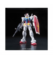 Maquette Gundam - RX-78-2 Gundam RG 01 1/144 13cm