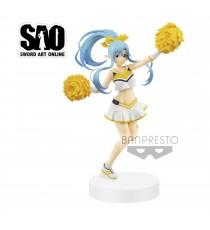Figurine Sword Art Online - Memory Defrag Asuna Cheerleader EXQ 22cm
