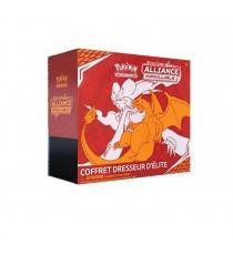 Coffret Pokemon - Elite Trainer Box Alliance Infaillible (française)