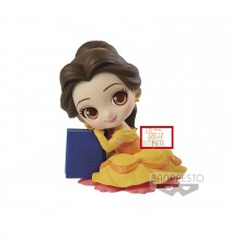 Figurine Disney - Sweetiny Belle Color A Q Posket 8cm