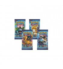 Pokemon - Booster Blister Evolutions - Modele Aleatoire