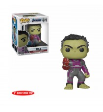 Figurine Marvel Avengers Endgame - Hulk Oversized Pop 18cm