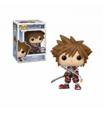Boite Abimé - Figurine Disney Kingdom Hearts - Sora Brave Gear Exclu Pop 10cm