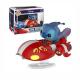 Figurine Disney - Stitch On Red One Exclu Pop Rides 15cm