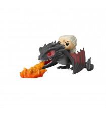 Figurine Game of Thrones - Daenerys On Fiery Drogon Pop Rides 18cm