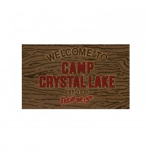 Paillasson Friday The 13Th - Welcome To Camp Crystal Lake 73x43cm