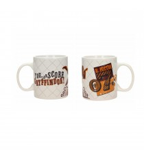 Mug Geant Harry Potter - Quidditch 650ml