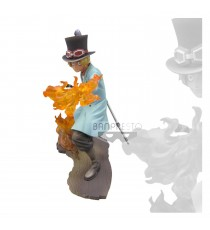 Figurine One Piece - Sabo Posing Stampede Movie 15cm